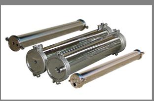 высоконапорные корпуса обратноосмотических мембран из нержавеющей стали